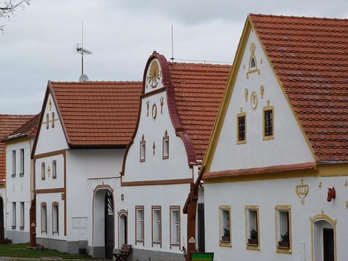 Holasovice (Bohemia del Sur, República Checa)