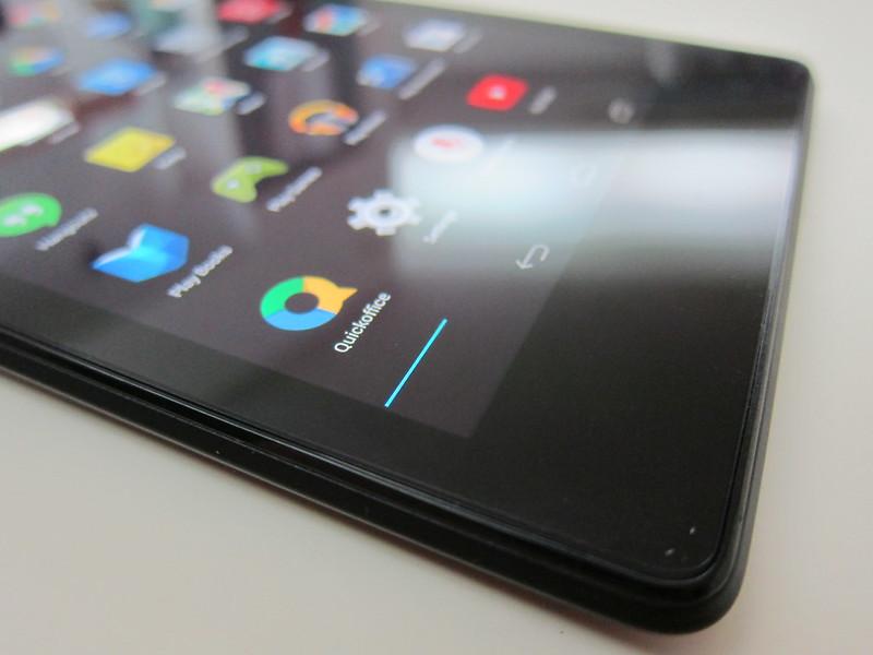 Clasy Screen Protector on Nexus 7 (2013)