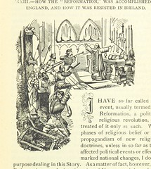 """British Library digitised image from page 221 of """"The Story of Ireland; a narrative of Irish history, from the earliest ages to the insurrection of 1867 ... Continued to the present time by J. Luby, etc"""""""