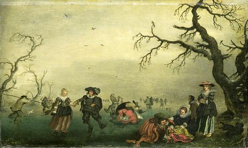 019-Patinadores-Adriaen Pietersz. van de Venne, 1625-Rijkmuseum