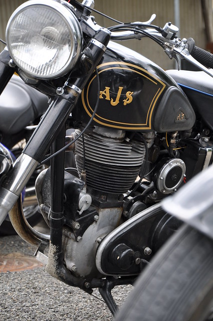 Photo:45.b. 1952 AJS Model 22 By 70_musclecar_RT+6