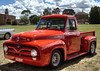 Car Show Queanbeyan Australia - Ford by Anna Calvert Photography