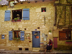 Le Colombier de Cyrano et Roxane, Bergerac