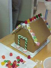 Gingerbread Houses at the Chicago office