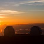 Sun, Mauna Kea