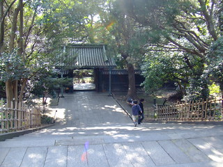 湯島聖堂・敷地