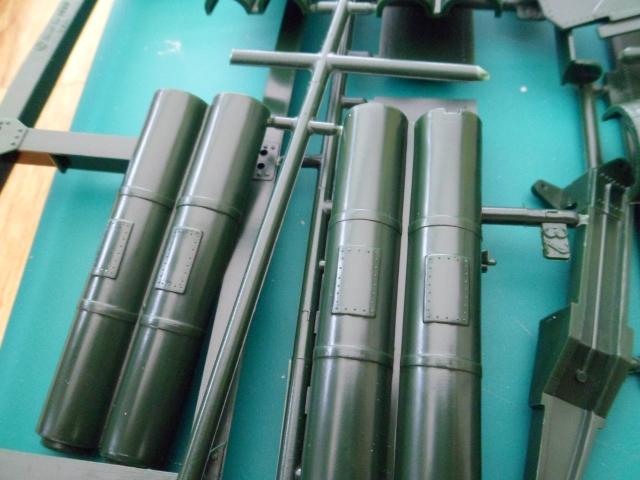Nike Hercules Missile [Revell 1/40] 11893304795_85e86bc93e_o