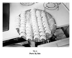 一组黑白胶片!