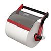 SCA 652108 Tork Wiper Wall Mount Dispenser Red/Black