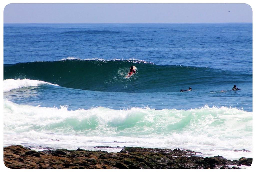 iquique surfers