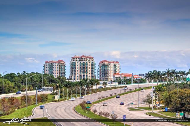 Pga Boulevard Palm Beach Gardens Fl  Usa