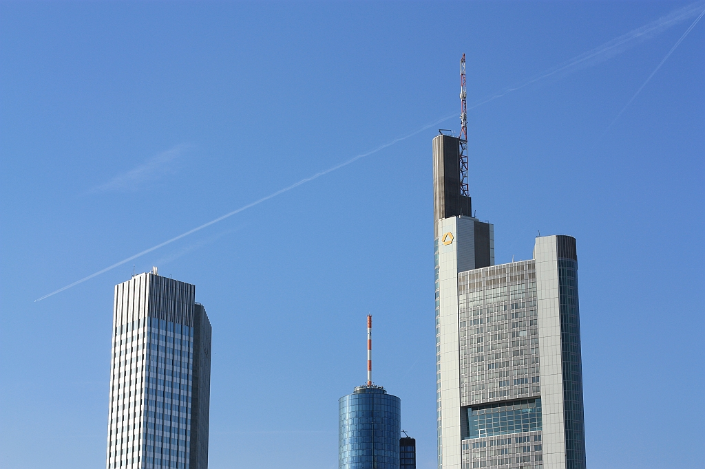Skyline, Frankfurt am Main