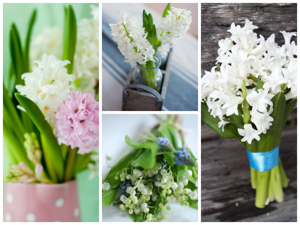 lily of the valley wedding flower