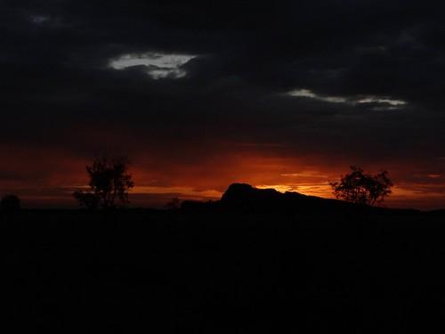 sunset paisajes sun sol de landscape atardecer venezuela llanos llano llanura apure llanovenezolano