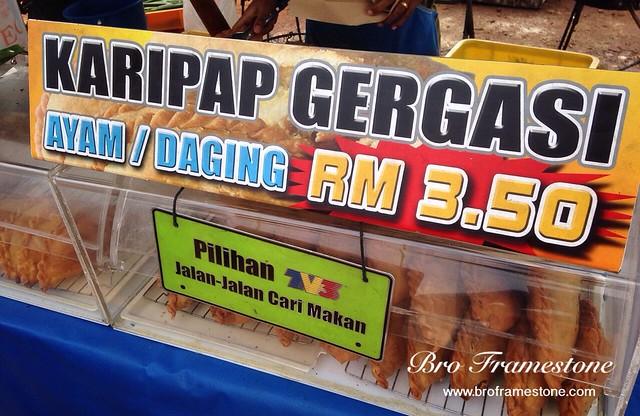 Karipap Gergasi Kuala Selangor