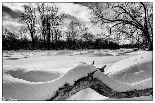 Winter, Maumee River