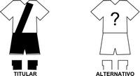 Uniforme Selección Residenta de Fútbol