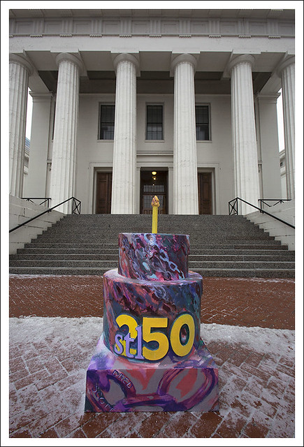 Cake At The Old Courthouse