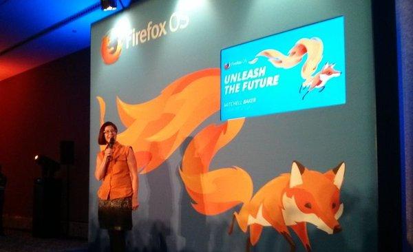 Firefox OS-смартфоны