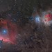 Orion and Horsehead Nebulae by Terry Hancock www.downunderobservatory.com