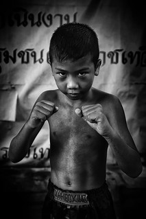 Ongoing Project - Honour (Muay Thai kids) - Bangkok, Thailand