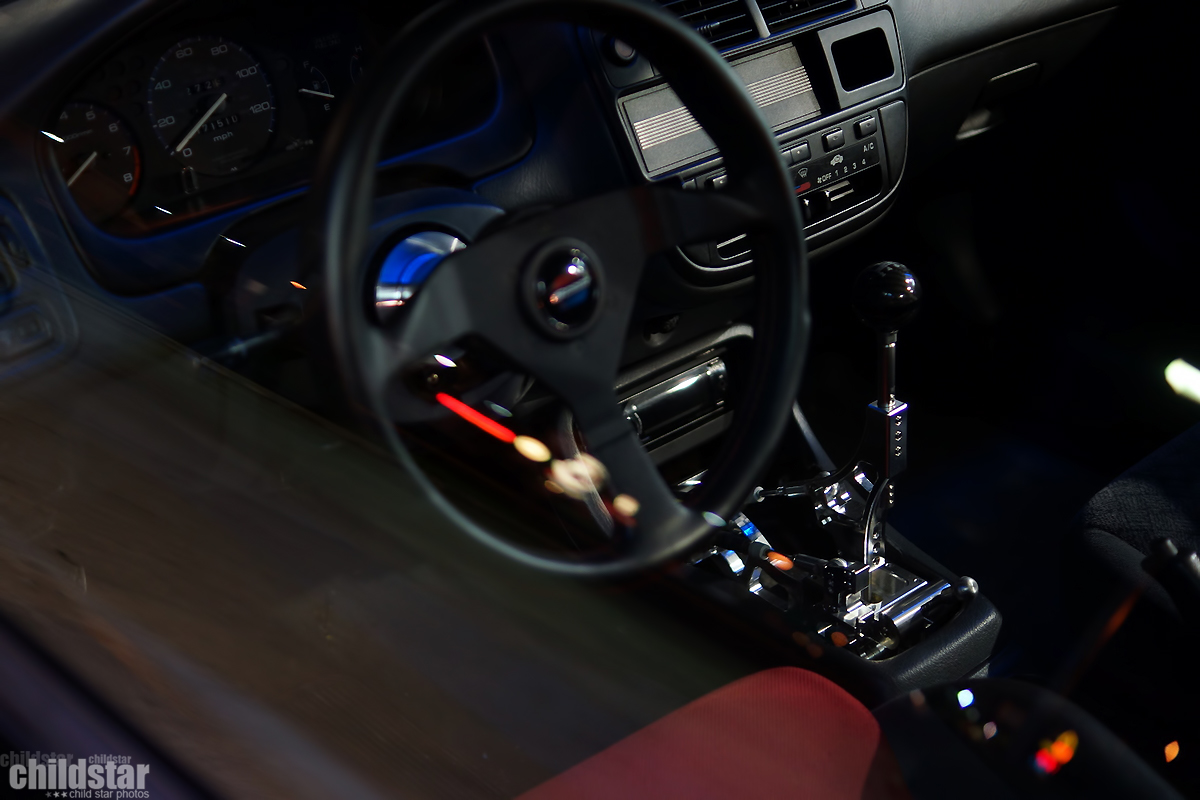 K-tuned Race-spec Billet Rsx Shifter   Acura K20a