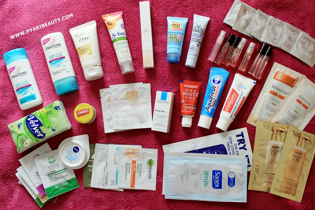How To Get Free Beauty Samples
