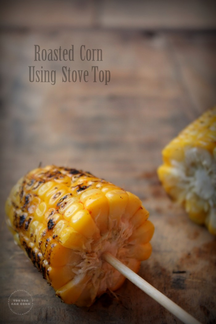 Roasted corn roasted corn stove top roasted corn on the cob roasted corn 054 ccuart Image collections