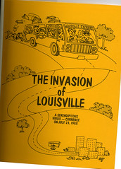 Invasion of Louisville cover