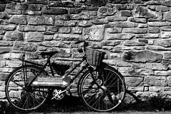 The thoughtful bike #hay #wales #dailyshoot