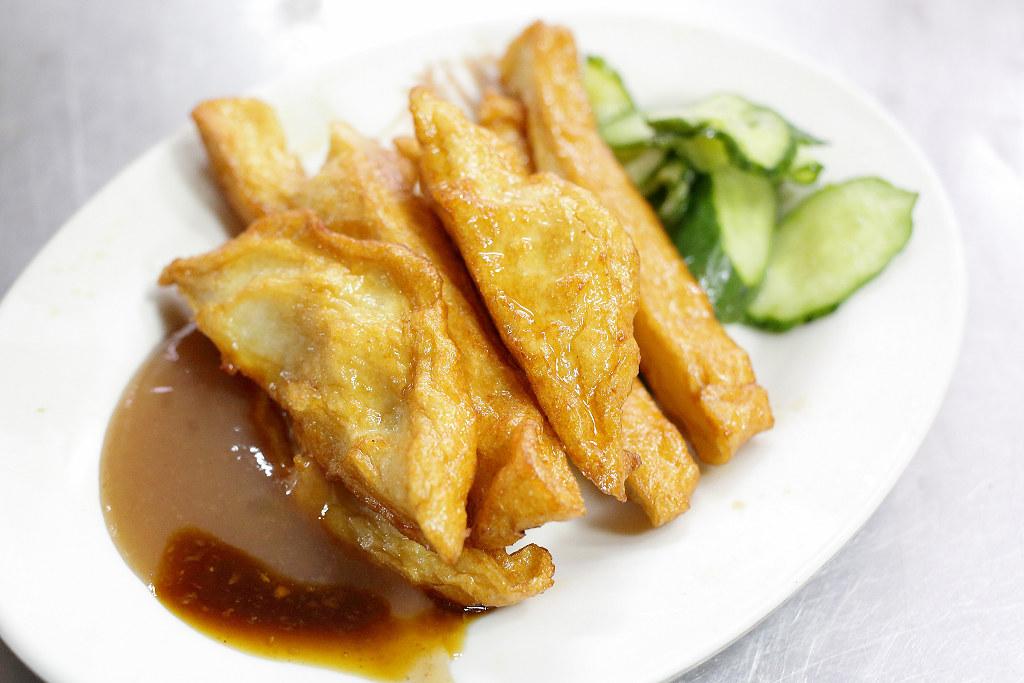 20140109大同-民樂街紅燒土魠魚羹 (9)