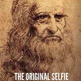 The original #selfie !