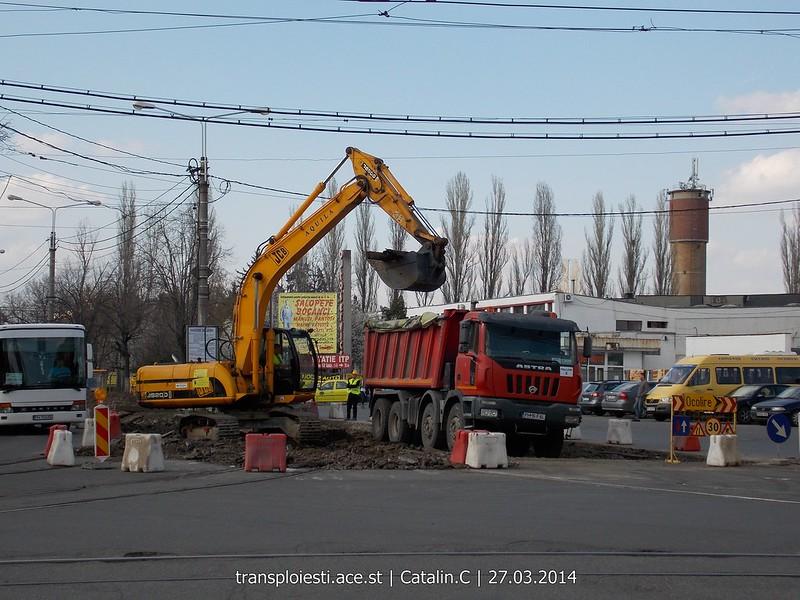 Traseul 102, etapa I: Bucla Nord ( Sp. Județean ) - Intersecție Republicii - Pagina 2 13506460613_92f23da4d2_c