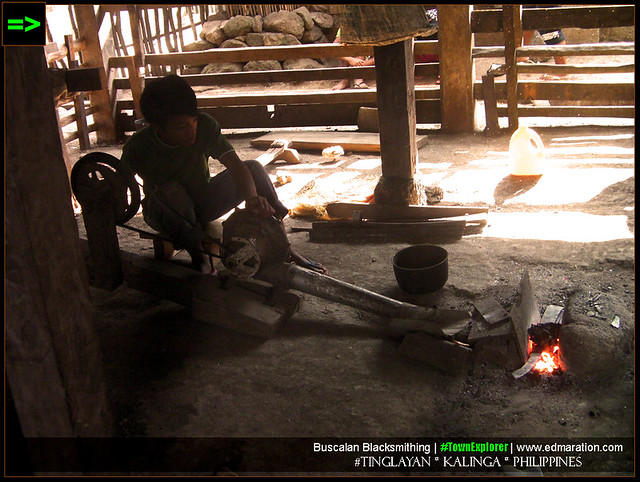 Local Industry in Buscalan, Tinglayan, Kalinga