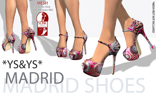 Madrid Shoes