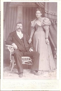 Wedding In The 1890's