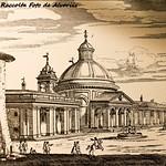 1720 Ariccia. XVIII secolo Collegiata dell`Assunzione di M. Engelbrecht 1720 ca
