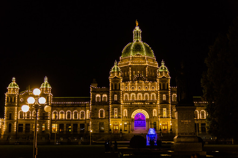 A Perfect Weekend in Victoria, BC