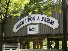 Memphis Zoo 08-31-2016 - Once Upon A Farm Entrance 1