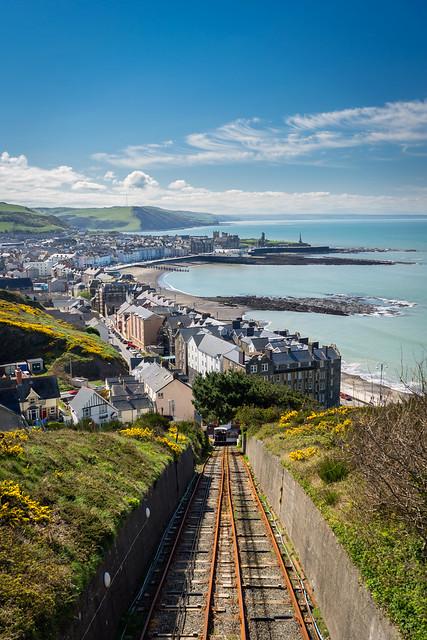 Tracks to Aberystwyth