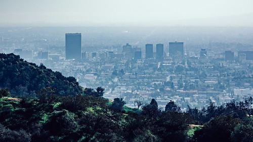 california city griffithpark landscape landschaft losangeles skyline stadt vereinigtestaaten