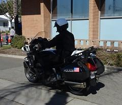 La Habra CA Police - Honda Motorcycle (21)
