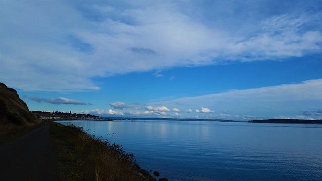 Port Townsend fall