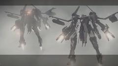 YorHa Flight Units