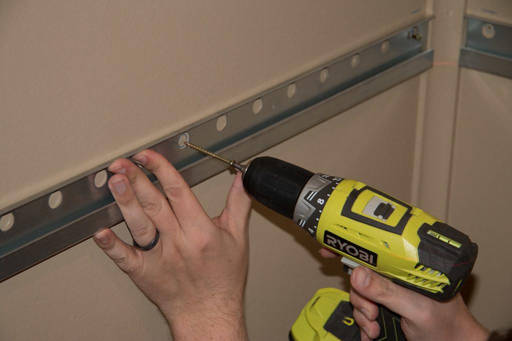 Installing Ikea Sektion Cabinets