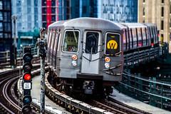 MTA New York City Subway 132 Homeball & Kawasaki R68A #5146