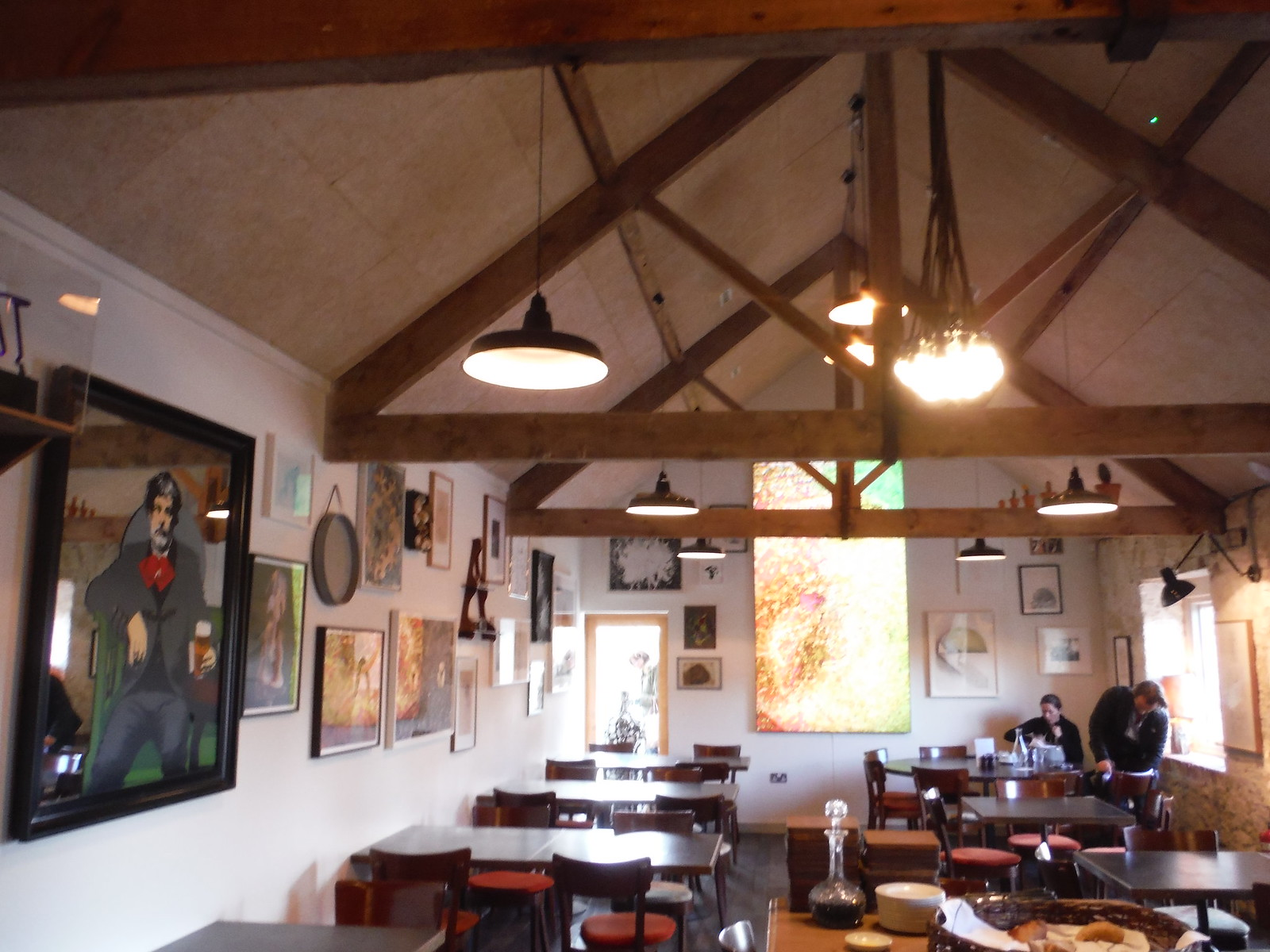 Roth Bar & Grill, Hauser & Wirth Somerset, Durslade Farm, Bruton SWC Walk 284 Bruton Circular (via Hauser & Wirth Somerset) or from Castle Cary