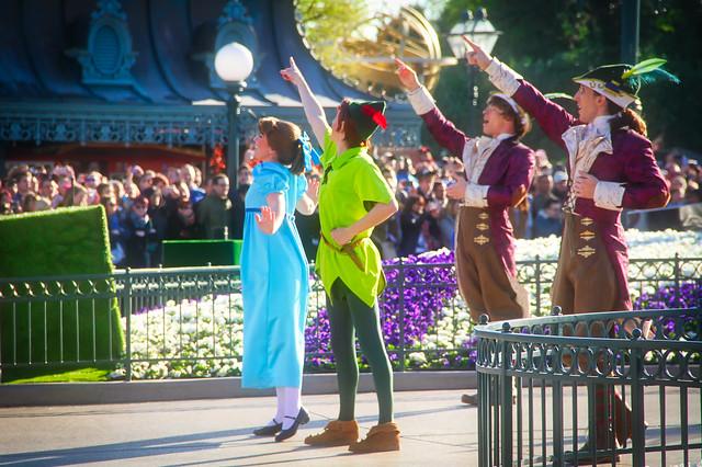 Grand celebration 25th anniversary Disneyland Paris - 0029