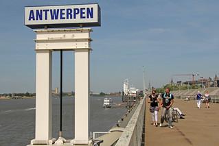 Antwerpen (Belgium) - Steenplein