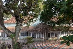 Kolonialna zabudowa Kochi